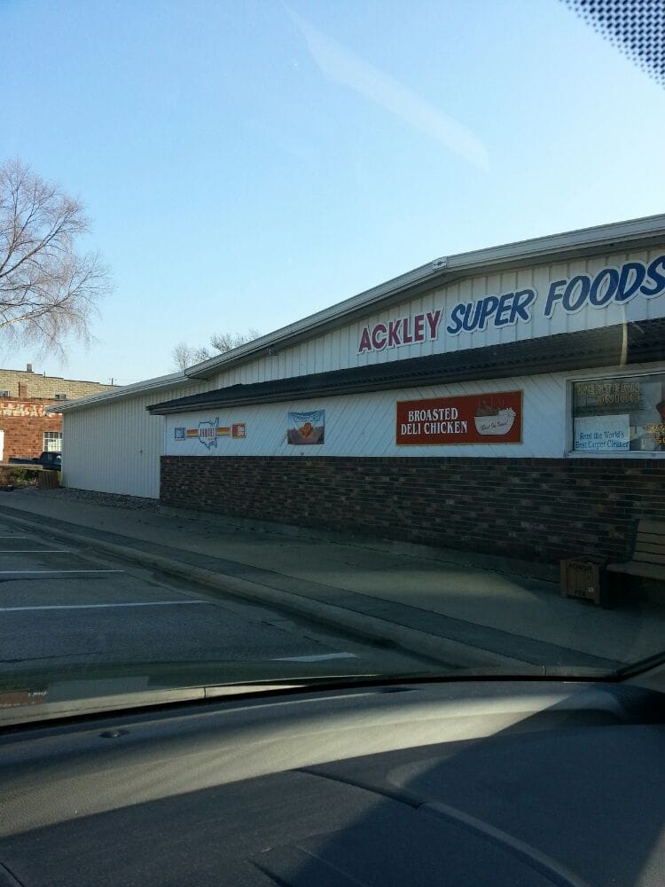 Ackley Super Foods: 526 Main St, Ackley, IA