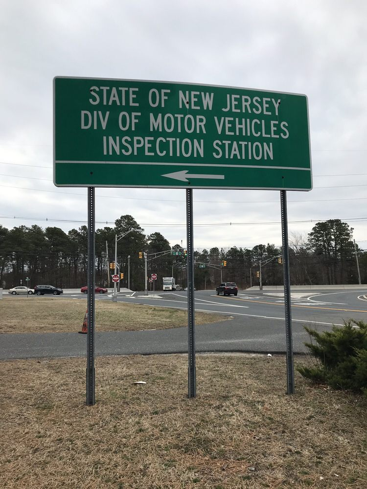 State of New Jersey Motor Vehicle Comission: 109 Rt 36, Eatontown, NJ