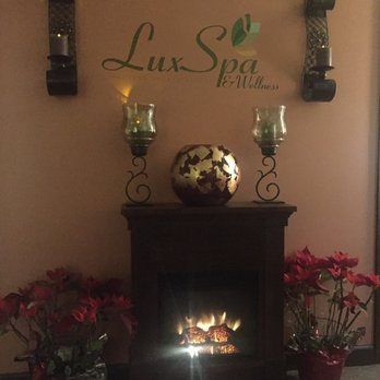 Photo Of Lux Spa Garden City Ny United States Waiting Area