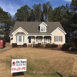 On Tops Roofing Roofing 11 Comm Park Ln Angier Nc