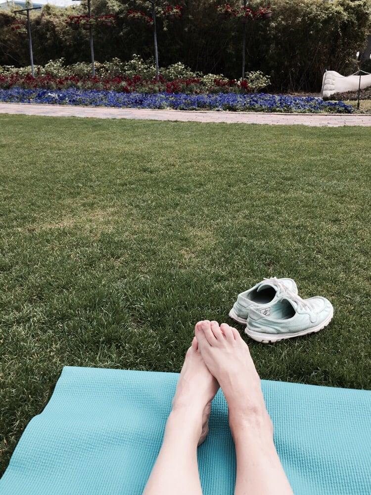 Yoga In Lake Eola Park: E Washington Dr And N Eola Dr, Orlando, FL