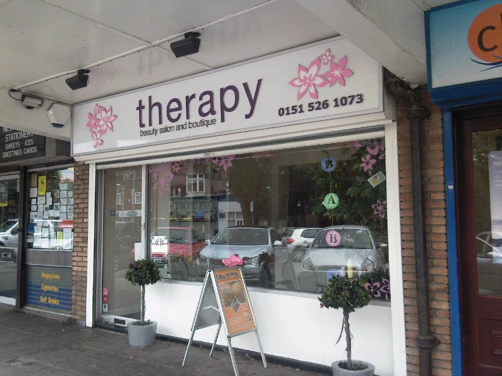 Therapy Beauty Salon and Boutique