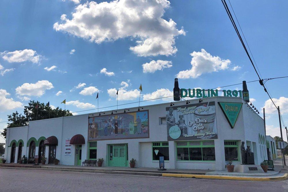 Old Doc's Soda Shop: 105 E Elm St, Dublin, TX