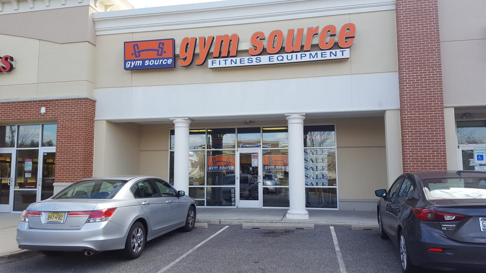 Gym Source: 818-B Haddonfield Rd, Cherry Hill, NJ