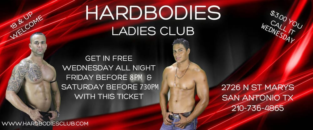 Male strippers in san antonio