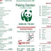 ... Photo Of Peking Garden   El Paso, TX, United States.