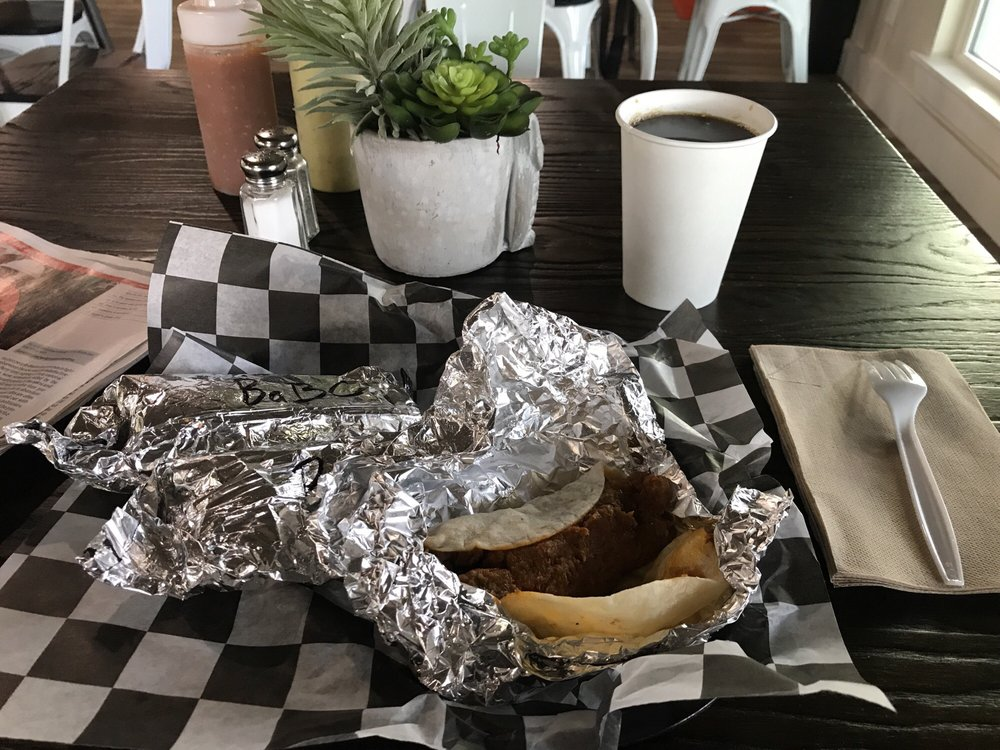 Boerne Taco House: 209 Lohmann St, Boerne, TX