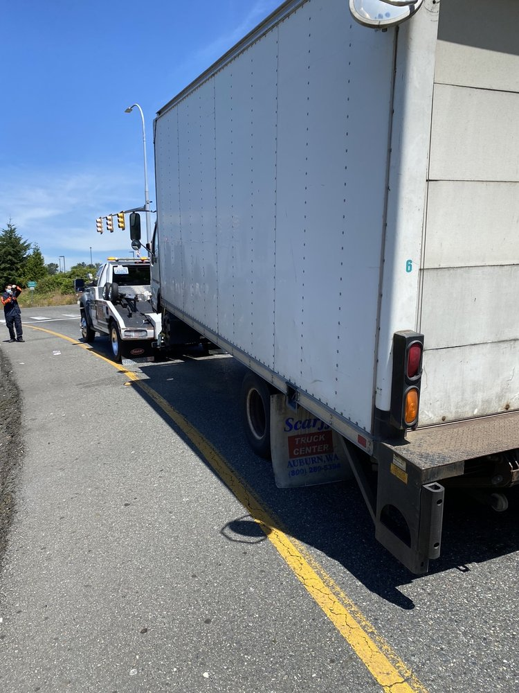 Towing business in SeaTac, WA