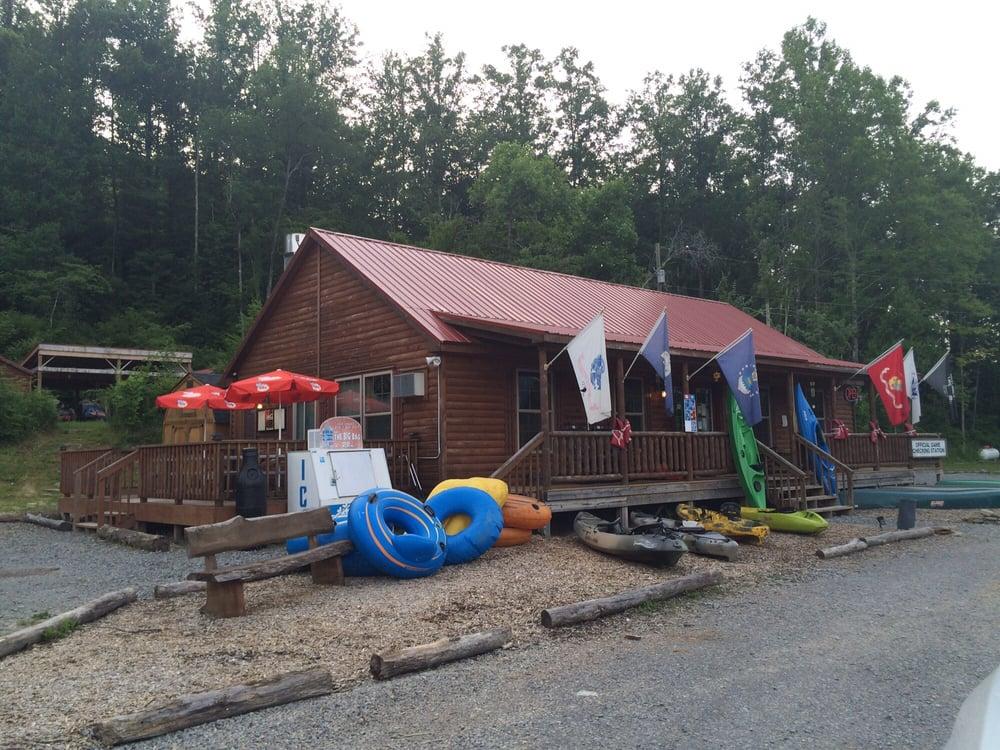 Patriots4 Outdoor Resort: 28 Veterans Ln, Saint George, WV