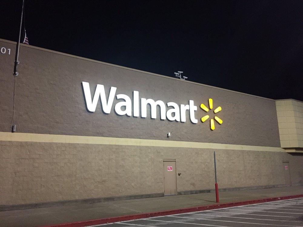 Walmart Supercenter: 401 Coke Ave, Hillsboro, TX