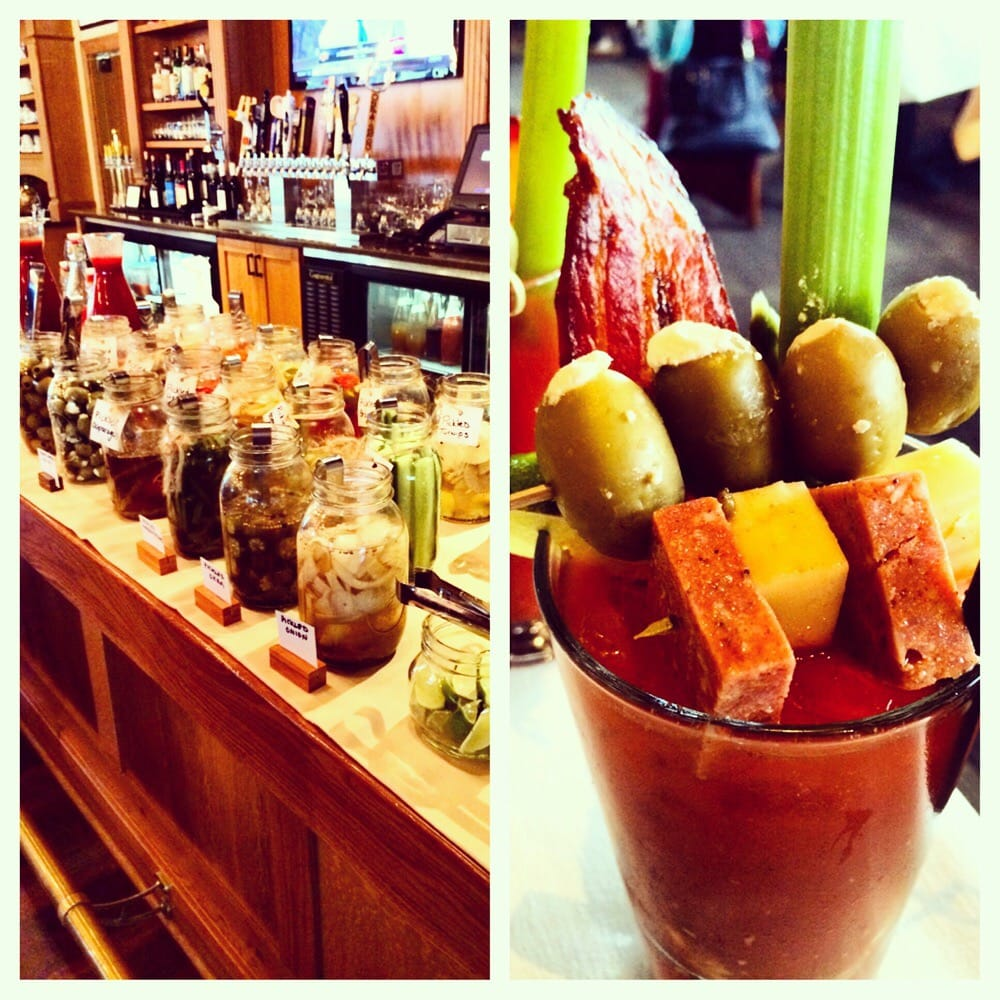 Captivating Photo Of The Cottage On Dixie   Homewood, IL, United States. Bloody Mary