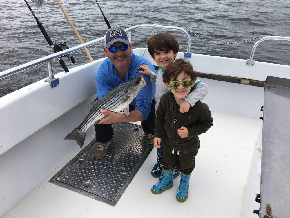 Hot Lick Charter Fishing: 4165 Mears Ave, Chesapeake Beach, MD
