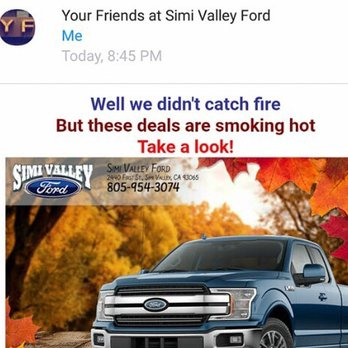 Simi Valley Ford >> Simi Valley Ford 40 Photos 262 Reviews Car Dealers 2440 1st