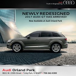 Audi Orland Park Reviews Car Dealers Th St - Audi dealers in illinois