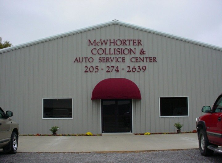 Mcwhorter Collision & Auto Service Center: 35935 State Hwy 79, Cleveland, AL
