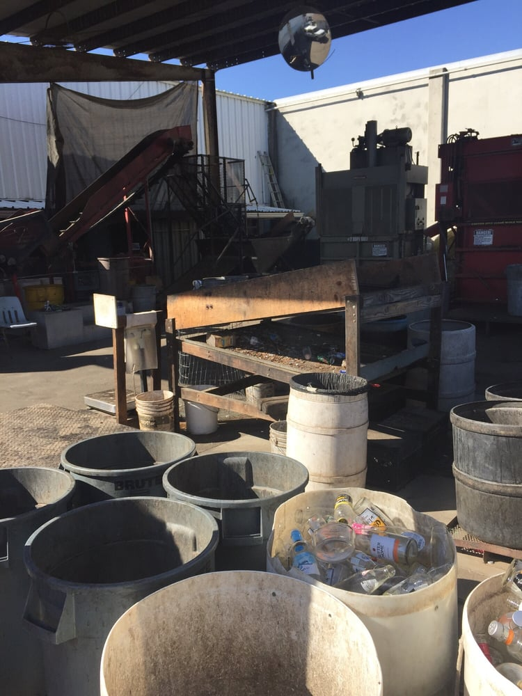 Lemoore Recycling: 345 N 19th Ave, Lemoore, CA