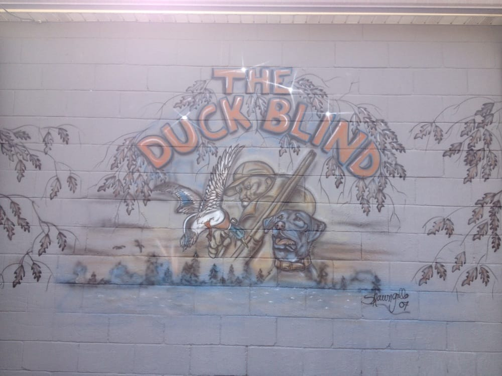 Duck Blind: 210 Washington St, Kingston Mines, IL