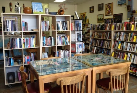 The CoffeeHound Bookshop: 103 W Nash St, Louisburg, NC