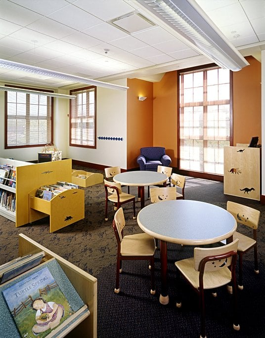 Flossmoor Public Library: 1000 Sterling Ave, Flossmoor, IL