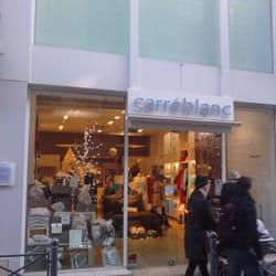 Carr blanc boutiques s ngkl der 68 rue esquermoise vieux lille lille frankrike - Carre blanc lille ...