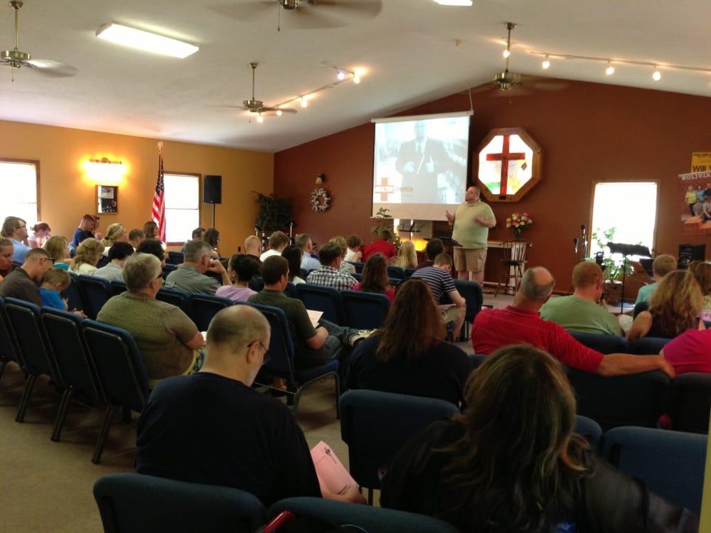 North Country Fellowship Church: 35206 Sayre Rd, Carthage, NY
