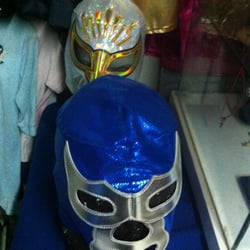 cb3dc31b1 Foto de Blue Demon Jr. Tienda Oficial - México, D.F., México. Máscaras