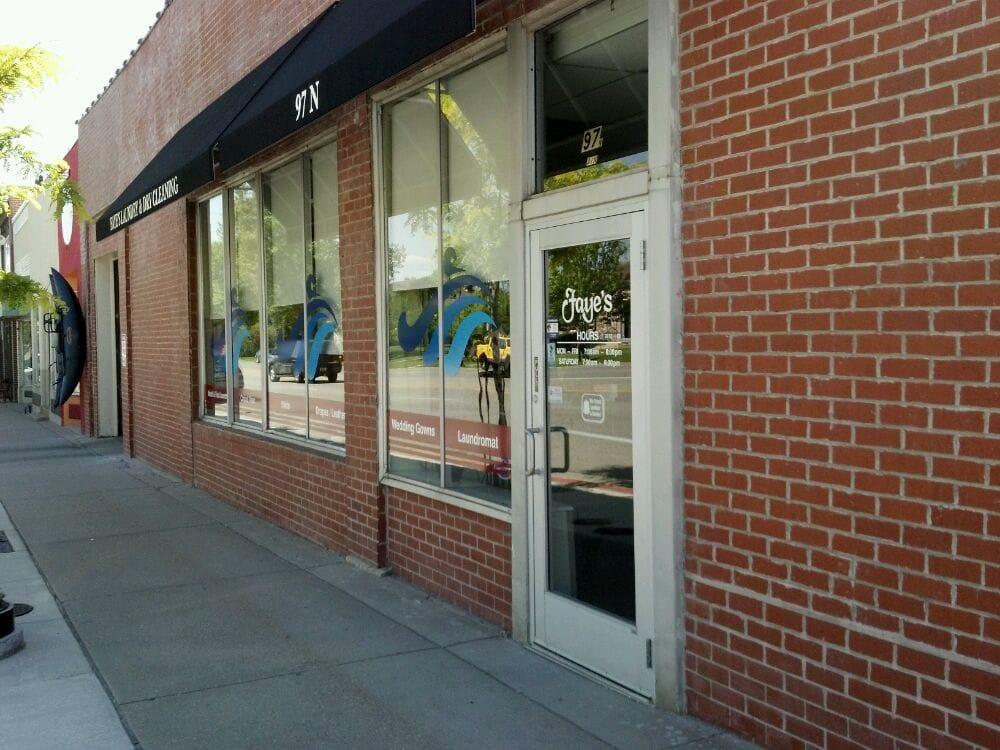 Faye's Laundry & Drycleaning: 97 N Main St, Kaysville, UT