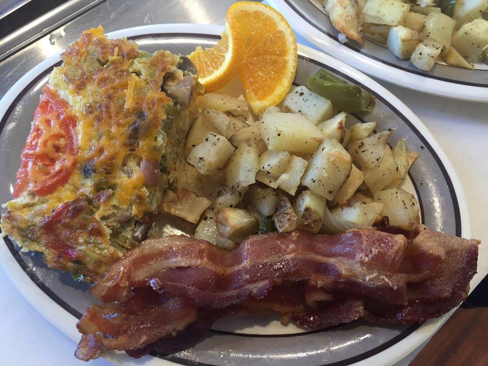 Why Not Cafe West Fork Menu