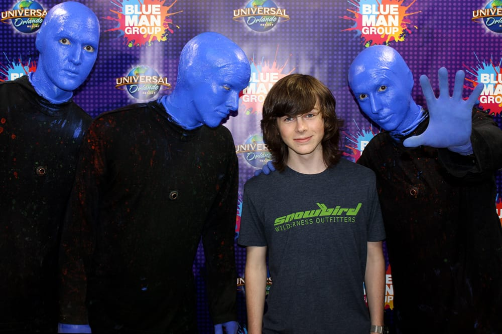 Blue Man Group