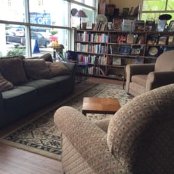 Photo Of Finally Found Books   Auburn, WA, United States. Cozy Reading Area