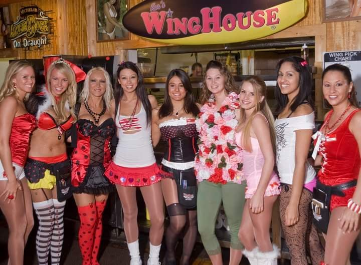 Photo Of WingHouse Bar U0026 Grill   Pinellas Park, FL, United States. Wing