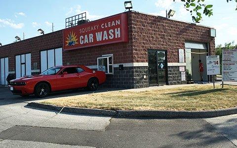 Squeaky Clean Car Wash