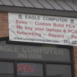 Eagle Computer - IT Services & Computer Repair - 3404 W End Ave ...