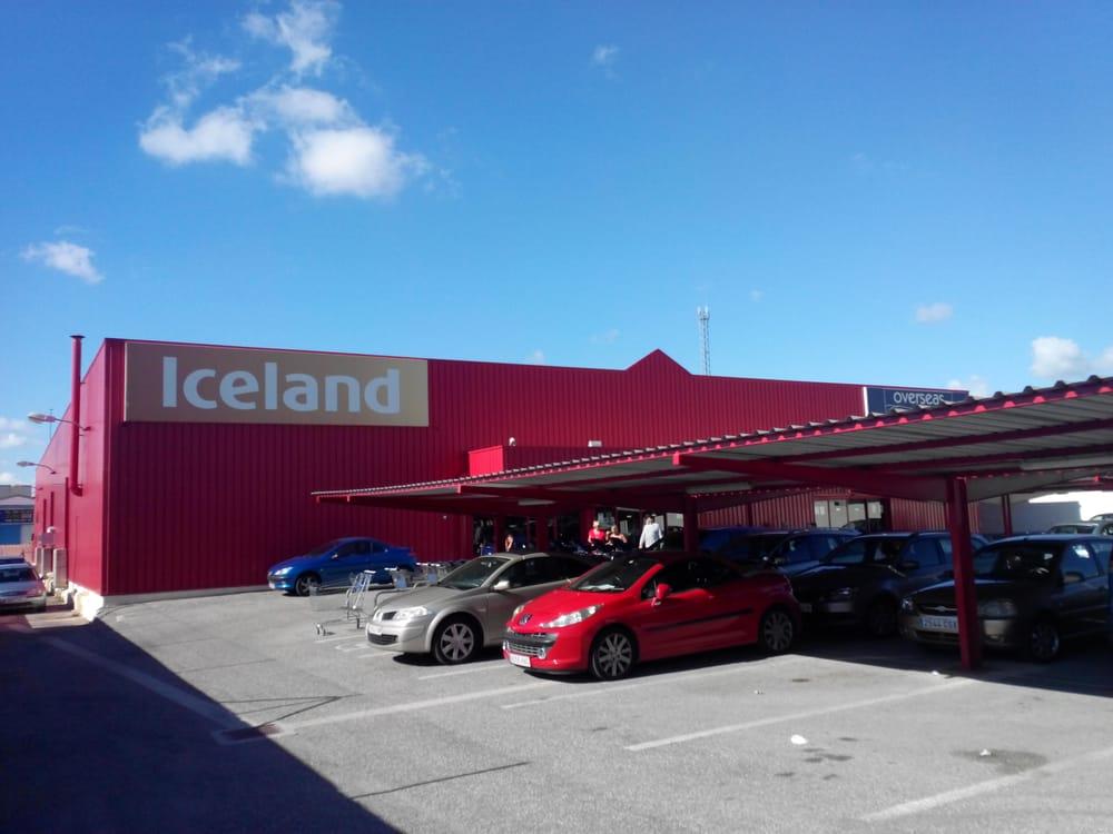 iceland overseas 18 foto 39 s supermarkten avenida de