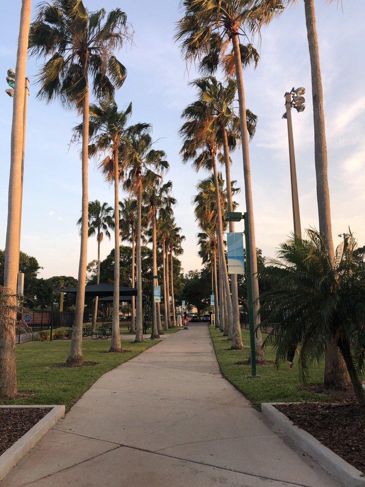 Eddie C. Moore Softball Complex: 3050 Drew St, Clearwater, FL