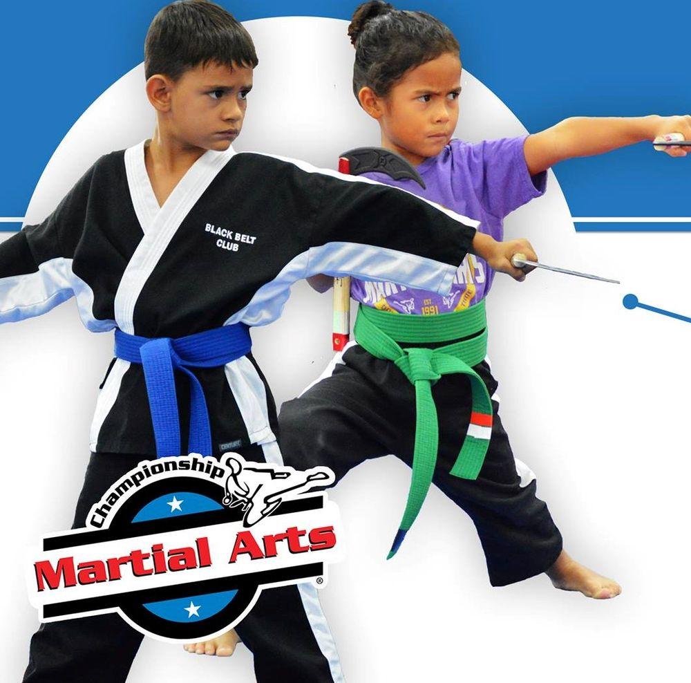 Championship Martial Arts - Conway: 4511 Hoffner Ave, Orlando, FL