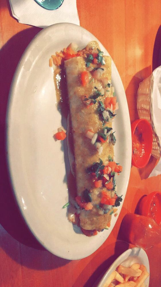 Food from Fiesta Mexican Restaurant