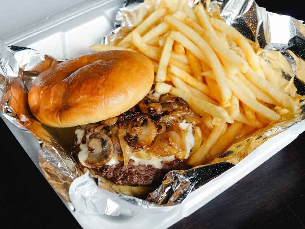 Burgers 4 Days: 129 W Main St, Louisville, KY