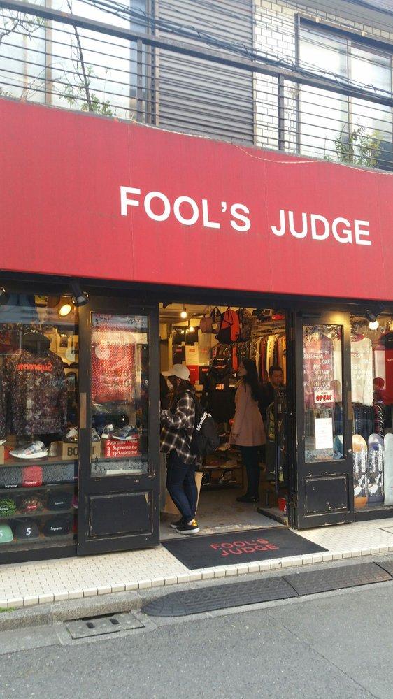 Fool's Judge