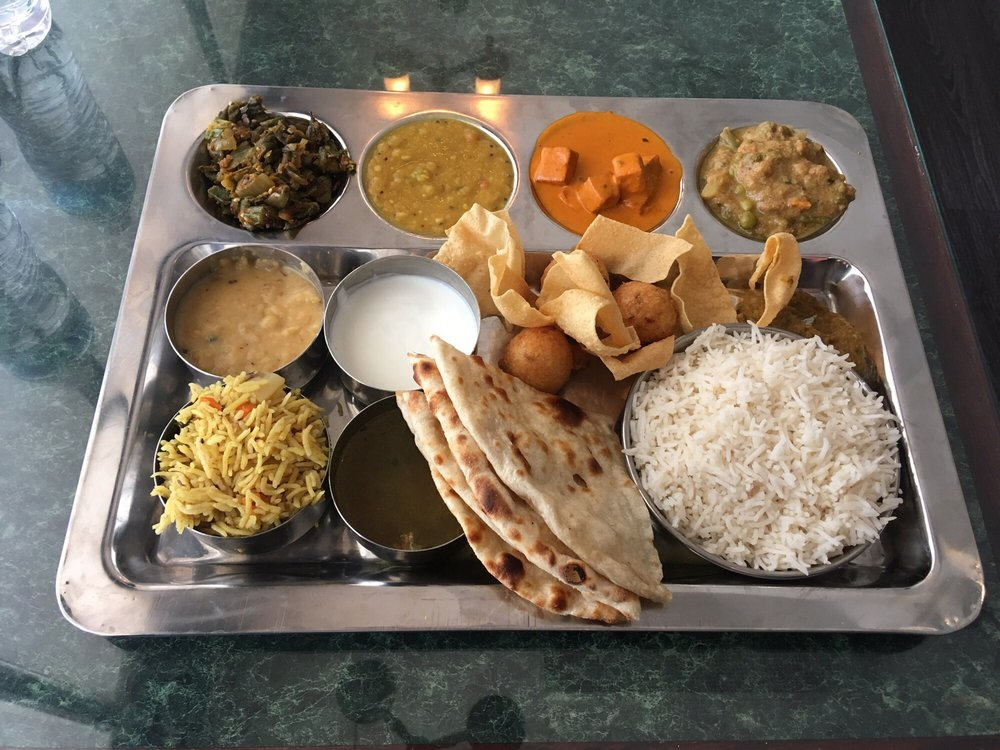 Malgudi Veg: 43150 Broadlands Center Plz, Ashburn, VA