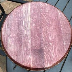 photo of wine barrel furniture calistoga ca united states back of the
