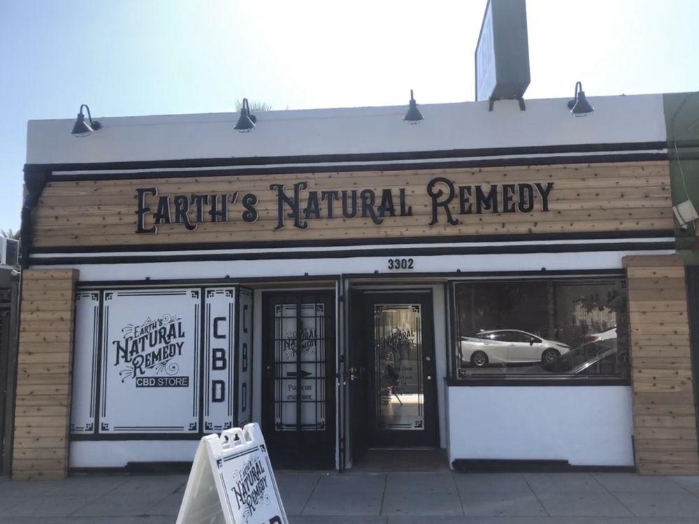 Earth's Natural Remedy: 3302 E Colorado Blvd, Pasadena, CA