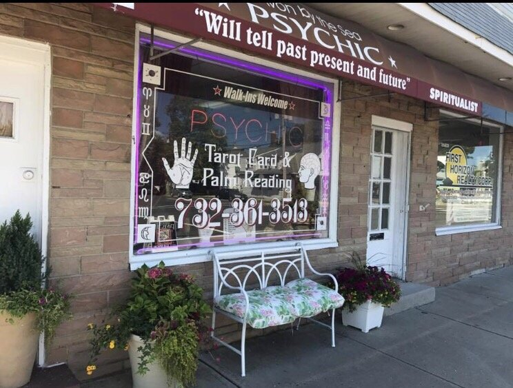 The Psychic Place: 537 Main St, Avon By The Sea, NJ