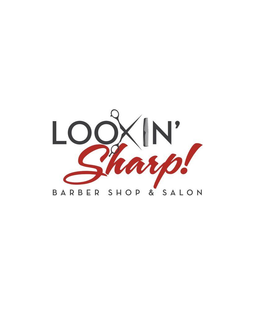 Lookin' Sharp Barber Shop  Salon: 100 S 4th Ave, Eldridge, IA
