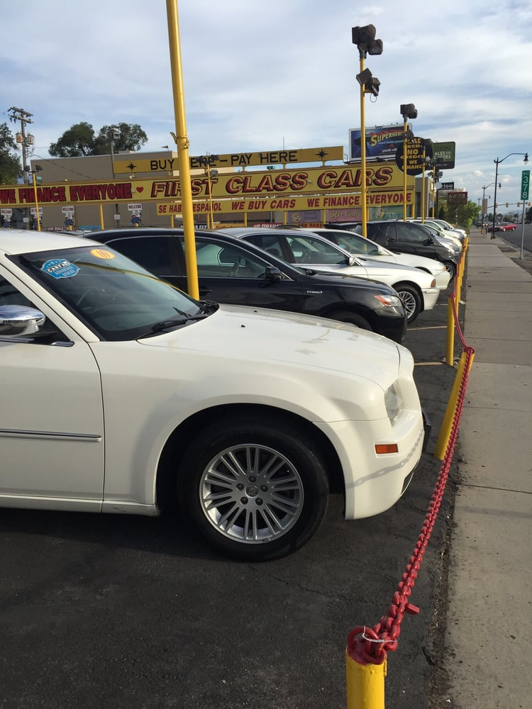 First Class Cars - 10 Reviews - Car Dealers - 801 S State St ...