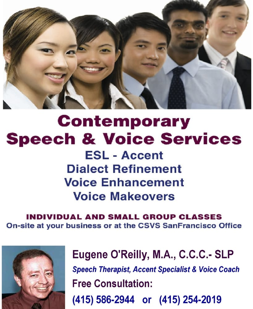 contemporary speech and voice services reviews speech contemporary speech and voice services 24 reviews speech therapists 595 john muir dr lakeshore san francisco ca phone number yelp