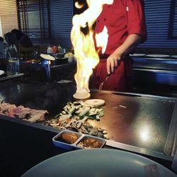 Photo Of Sakanaya Anese Restaurant Fresno Ca United States Teppanyaki