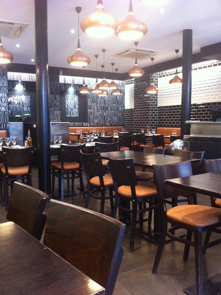 Vantre Paris  Restaurant