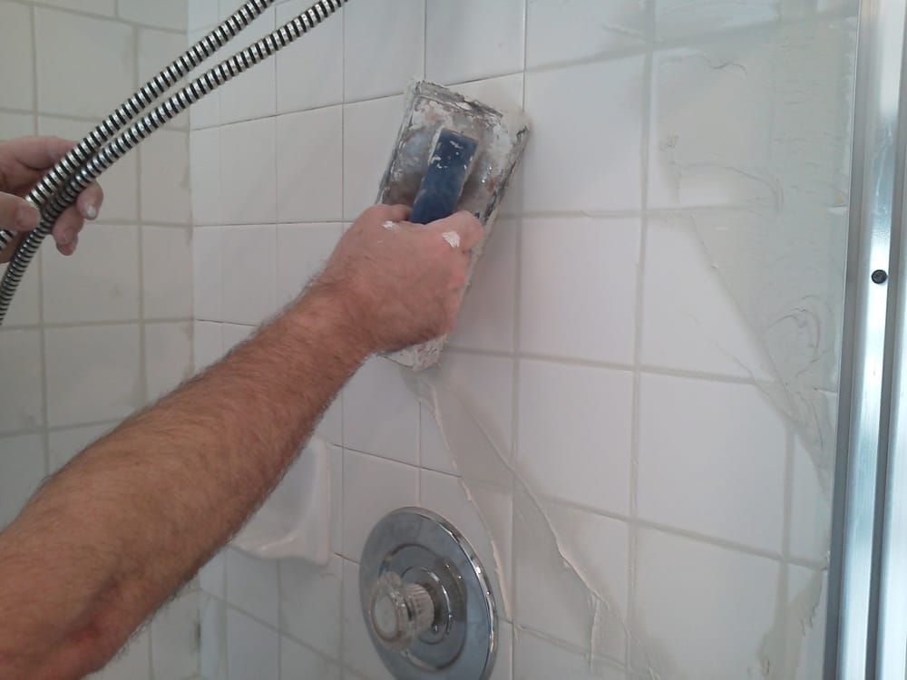 Grout Caulk Pristine Tile Carpet Cleaning - Bathroom steam cleaning service