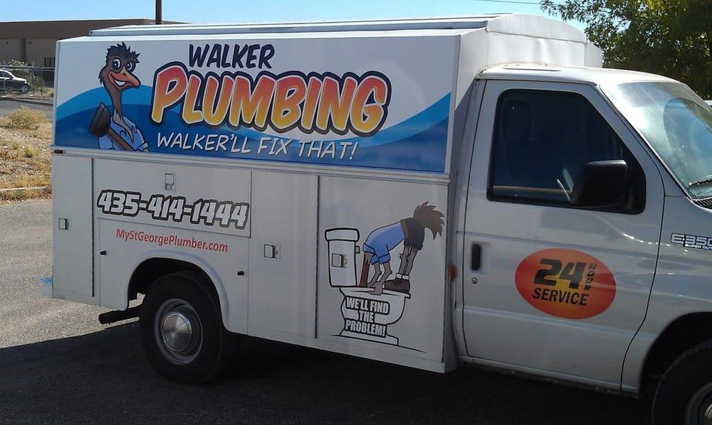 Walker Plumbing: 376 E Sunland Dr, St. George, UT